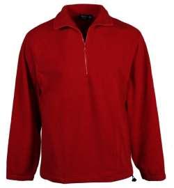 9488-MFL Men's 1/2 Zip Pullover