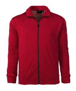 9517-BDI Men's Full Zip Jacket with Pockets