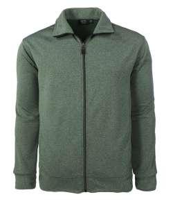 9518-BDI Men's Full Zip Jacket with Pockets