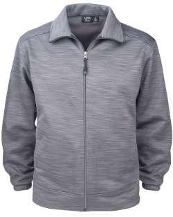 Men's Full Zip Jacket Tiger Stripe Fleece wholesale corporate clothing usa
