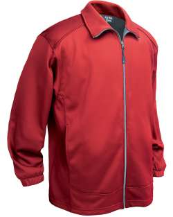 9679-SSF Men's Full Zip Jacket Soft Shell Fleece