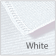 White-swatch