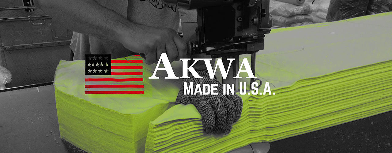AKWA is special unique among american clothing manufactuers